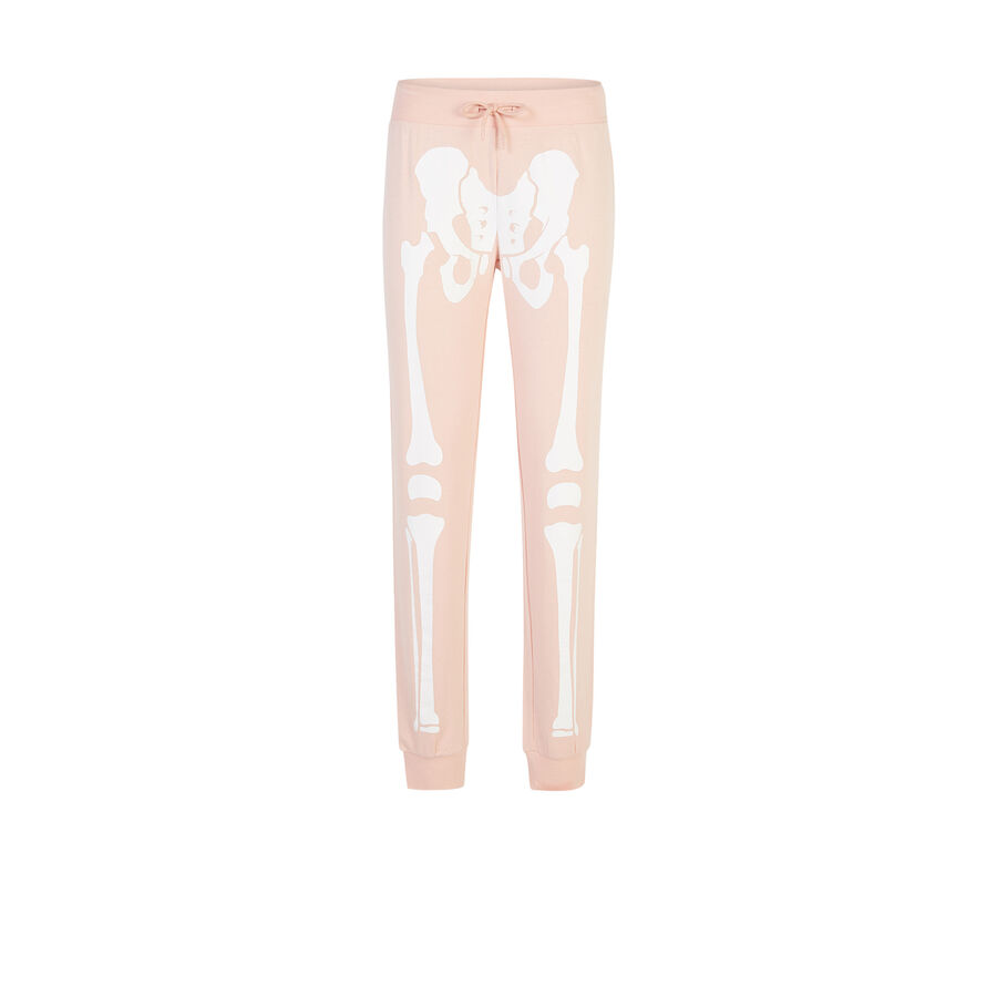 Pantalon rose clair boniz;${refinementColor}