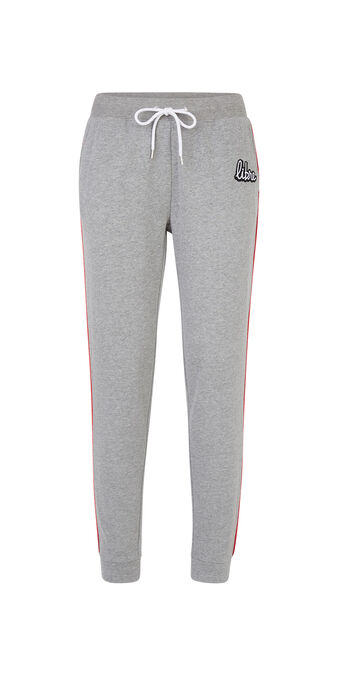 Pantalon gris superjamiz grey.