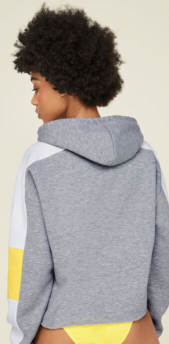 Sweat gris pikachiz grey.