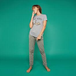Pantalon gris shamiz grey.