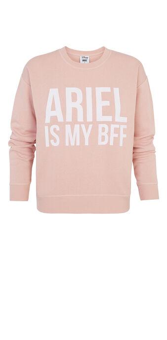 Arifriendiz pink sweatshirt pink.