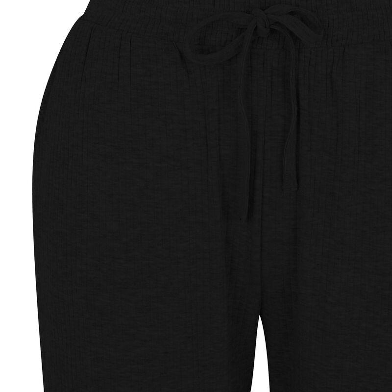 pantalon en jersey - noir ;