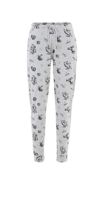 Pantalon gris harrypiz grey.