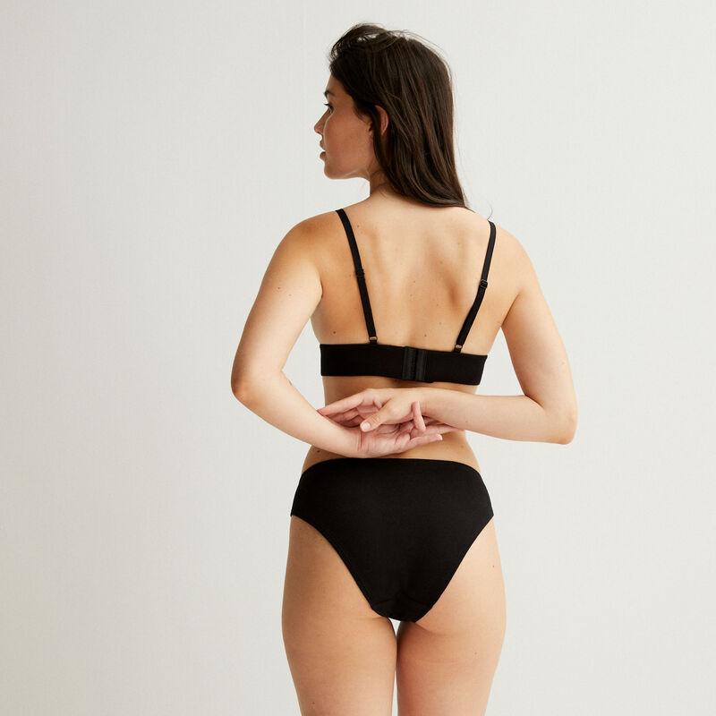culotte designed to make you happy - noir;