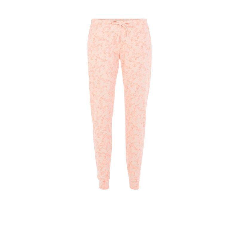 Pantalon rose wildhorsiz;