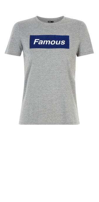 Fuckitiz grey top grey.