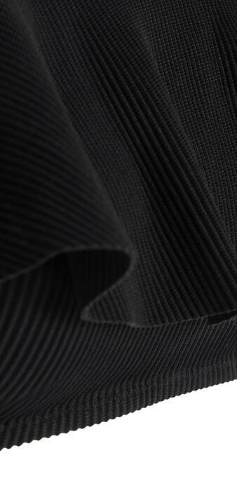 Haut épaules nues noir sabliz black.