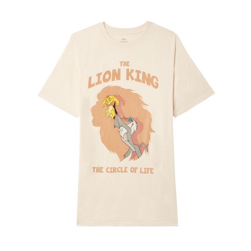 tunique roi lion - blanc cassé;