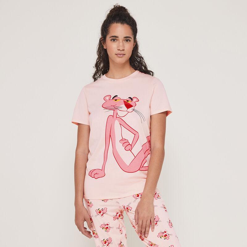 Set pyjama top + pantalon print La Panthère Rose pantheriz;