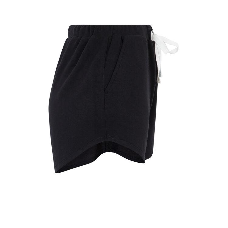 Short noir bluvetiz black.