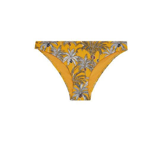 Culotte jaune moutarde teneriz;