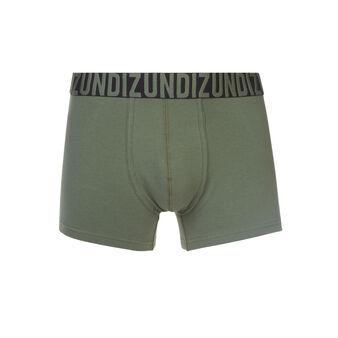 Boxer vert kaki oreliz green.