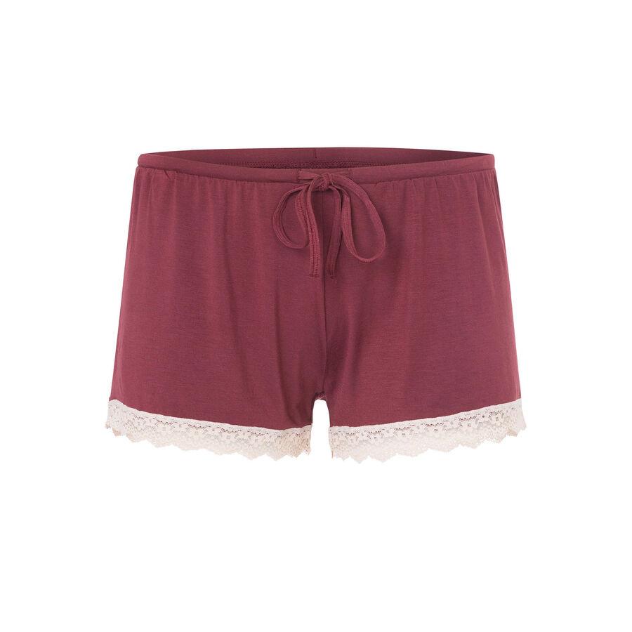 Vitamiz red shorts;${refinementColor}
