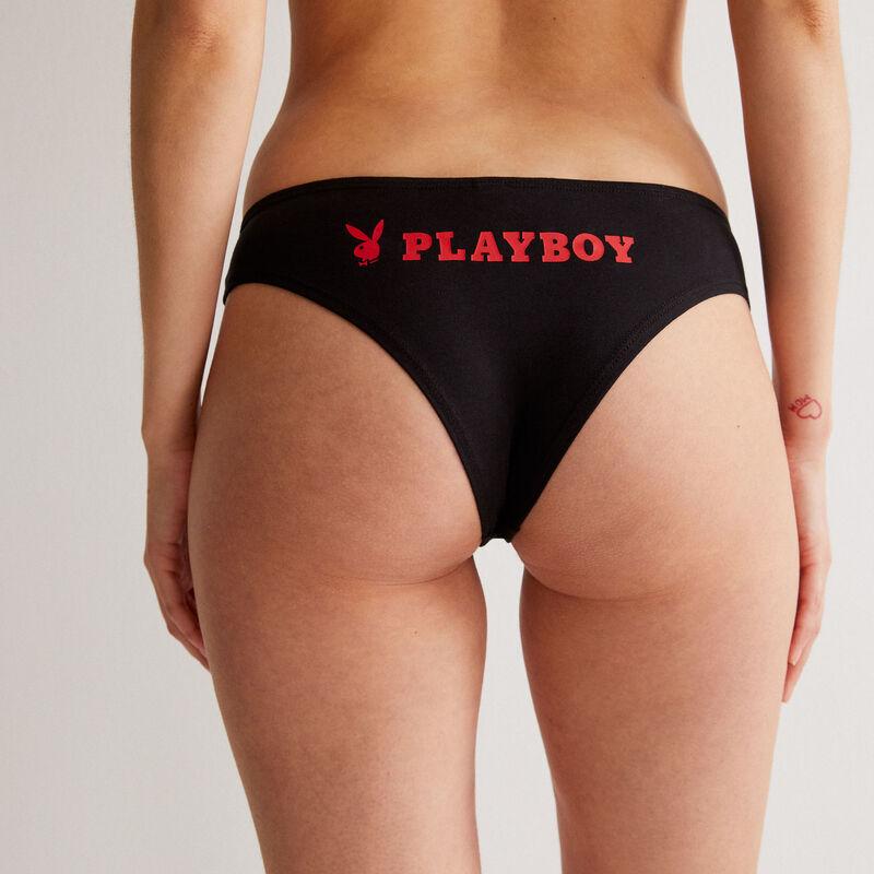 shorty playboy - noir;