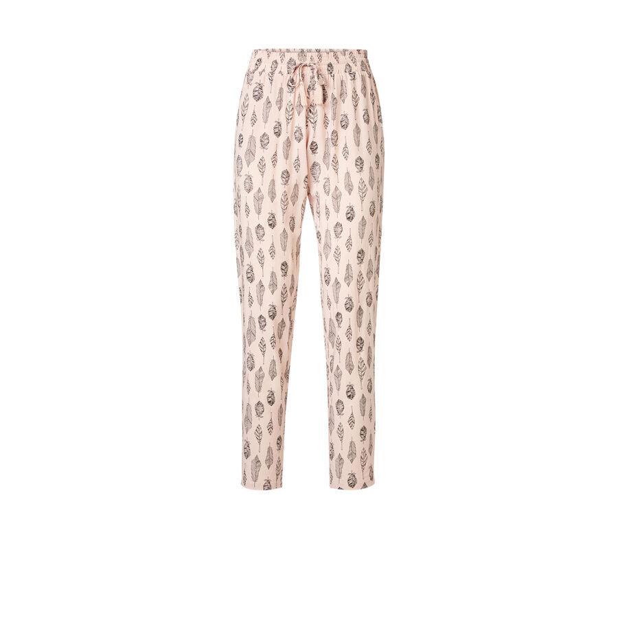 Ventoniz light pink trousers;${refinementColor}