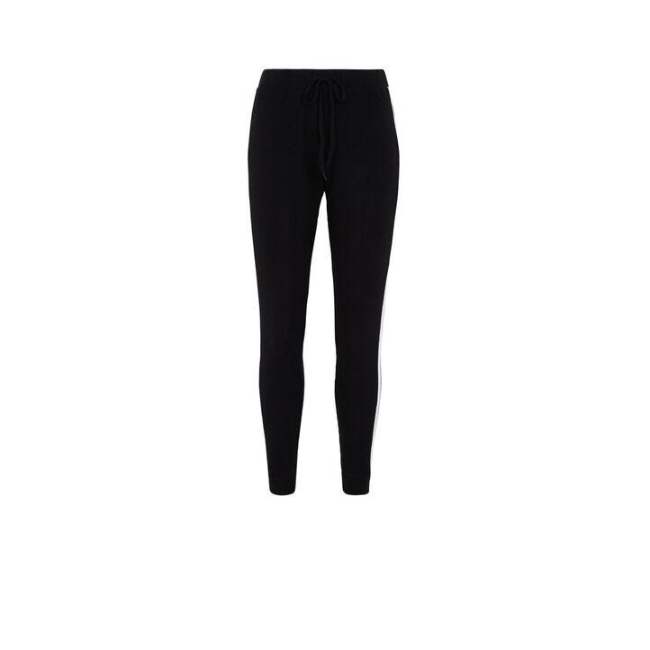 Pantalon noir girlaciz czarny.