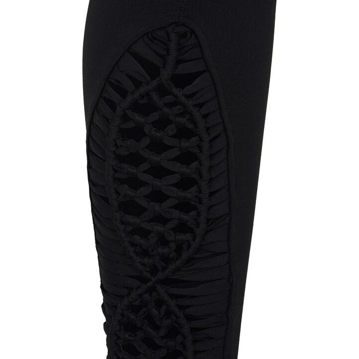 Legging noir afropunkiz black.