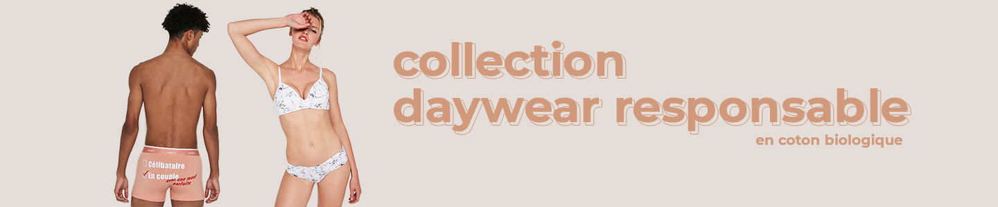 collection daywear responsable